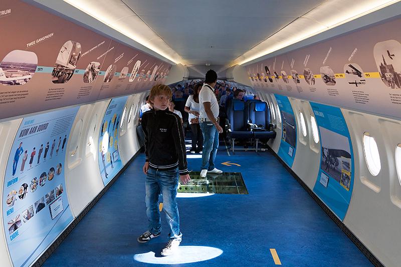 Trip report da amsterdam schipol 747 landia galleria for Interno easyjet