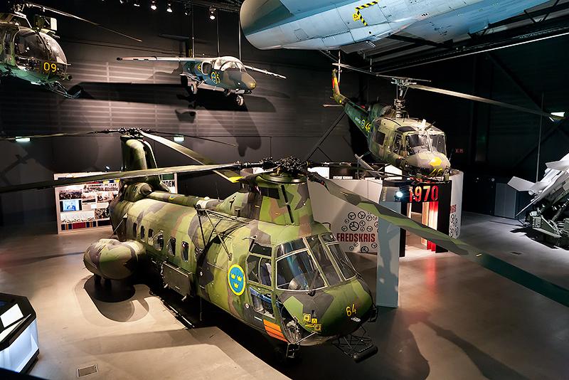 Elicottero Svedese : Così dev essere un museo dell aviazione galleria