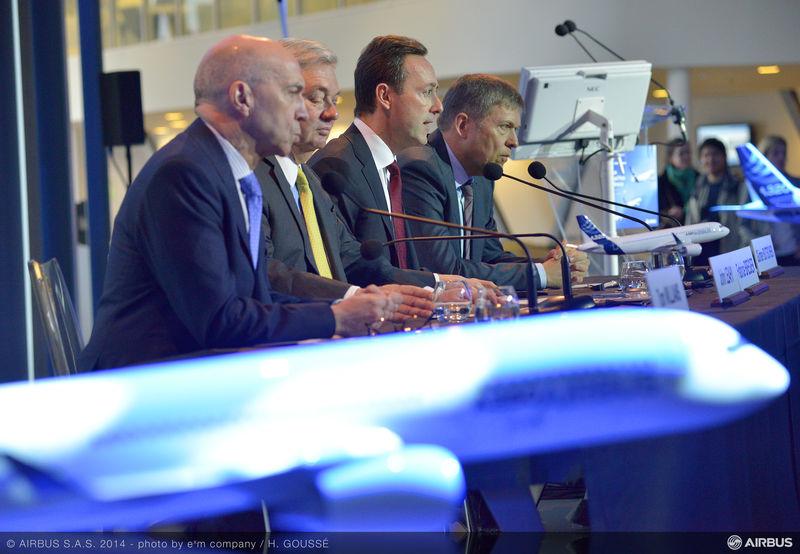 2014_annual_Airbus_press_conf_-_speakers