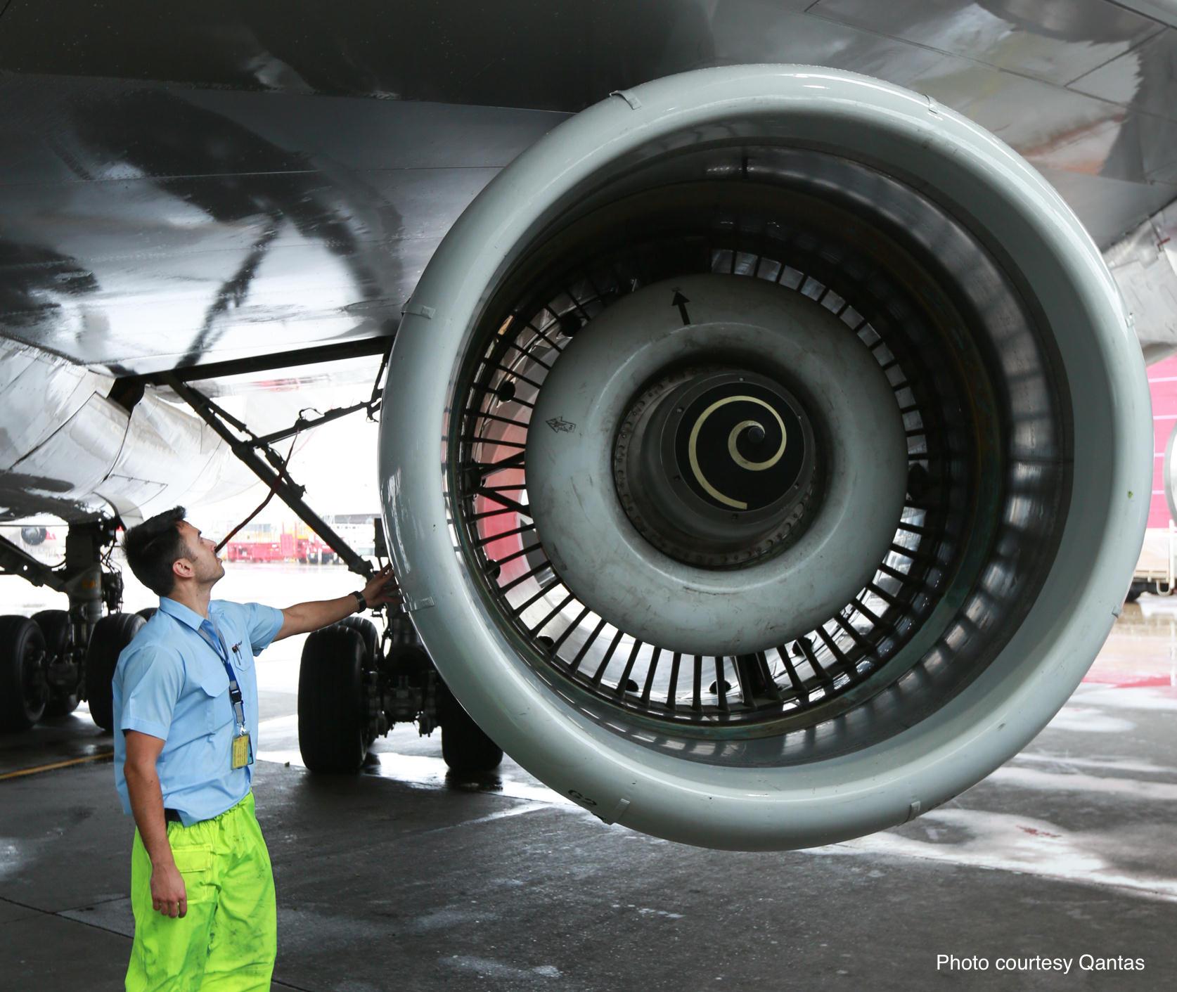 Engine-Closeup