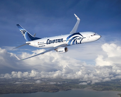 Egyptair 737-800 Artwork K64749