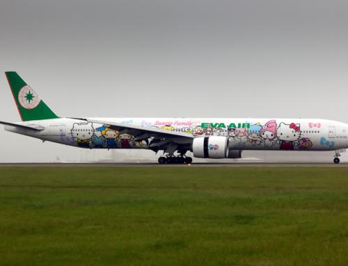 EVA Air potrebbe aprire un collegamento con Milano Malpensa nel 2020
