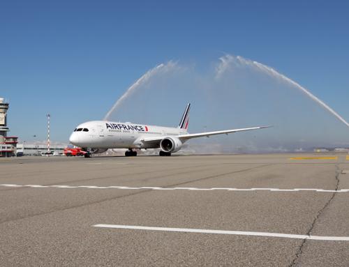 Air France e KLM tornano a Malpensa – Il nuovo B787 Dreamliner di Air France