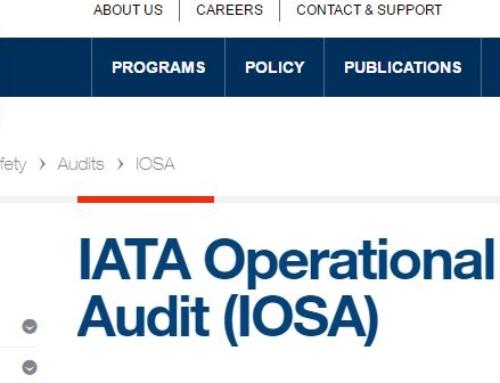 """""""Conflitto"""" fra la IATA e la black list della UE"""