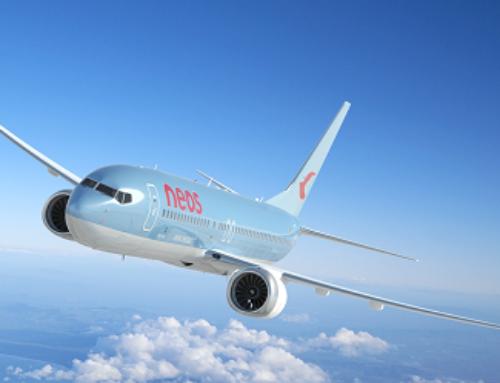 Boeing e AerCap annunciano che l'italiana Neos volerà con due 737 MAX