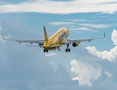 Volo inaugurale per il primo Airbus A320 costruito negli Stati Uniti