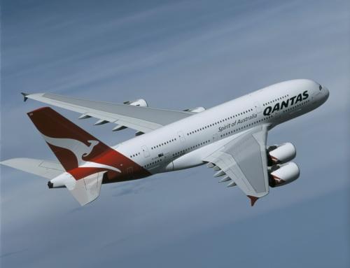 Qantas sceglie Airbus per modernizzare le cabine dei suoi A380
