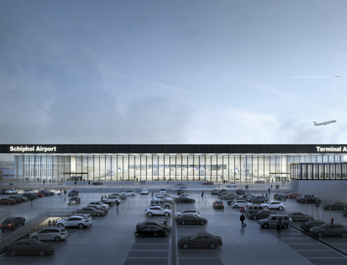 Amsterdam ha scelto il nuovo terminal