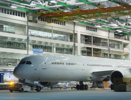 Roll out del primo Boeing 787-10 Dreamliner di Singapore Airlines