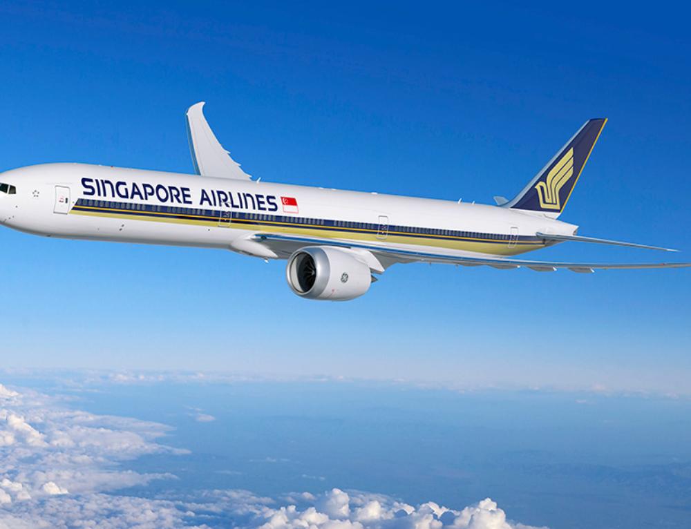 Singapore Airlines ordina 39 aerei Boeing