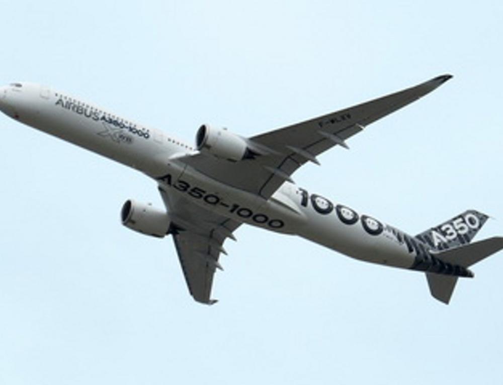 L'Airbus A350-1000 ha completato i test di funzionalità e affidabilità