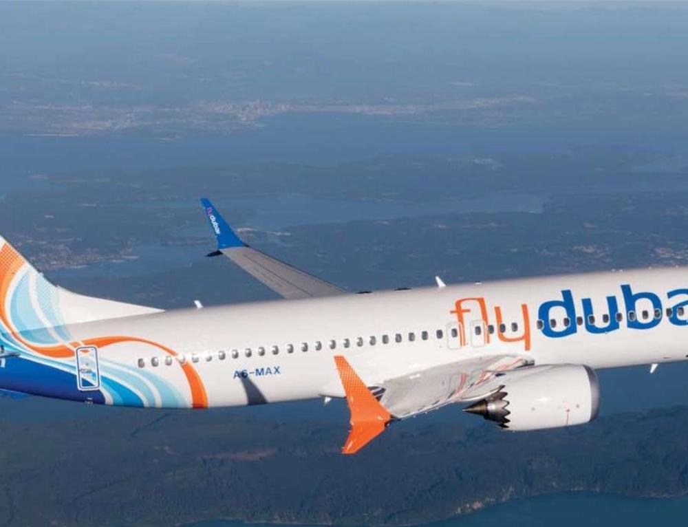 flydubai sigla uno storico accordo per 225 aerei Boeing 737 MAX