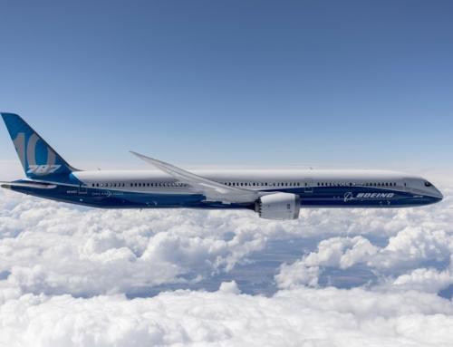 Il Boeing 787-10 Dreamliner riceve la certificazione dalla FAA