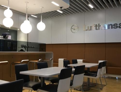 Apre a fine mese la nuova Lounge di Lufthansa a Malpensa
