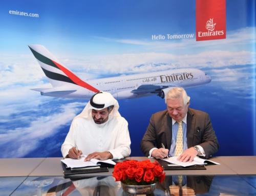 Emirates firma accordo fino a ulteriori 36 Airbus A380