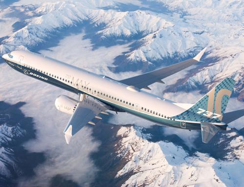 Il Boeing 737 MAX 10 completa la configurazione fissa