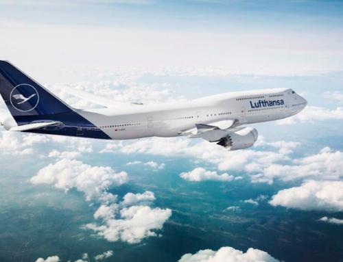 La nuova livrea Lufthansa a Malpensa
