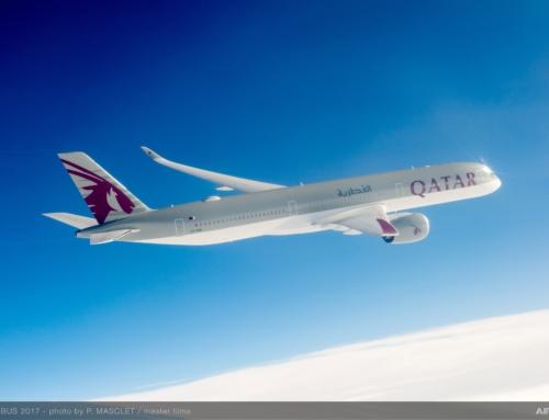 Airbus consegna il suo primo A350-1000 al cliente di lancio Qatar Airways