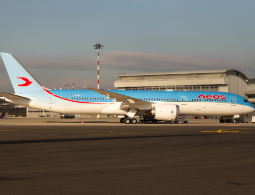 Boeing 787 Dreamliner di Neos – A bordo sabato 24 Novembre