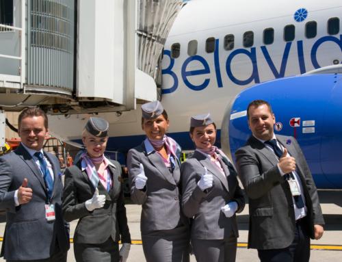 Da dieci anni Belavia a Milano