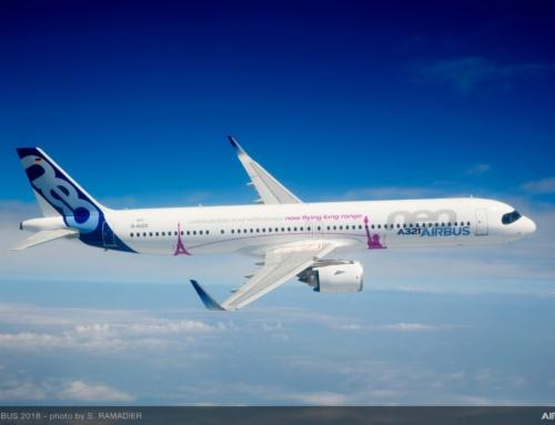 L'EASA e la FAA certificano la capacità di lungo raggio per l'Airbus A321NEO