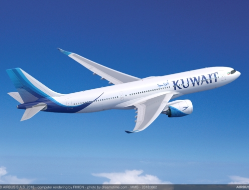 Kuwait Airways nuovo cliente dell'Airbus A330NEO