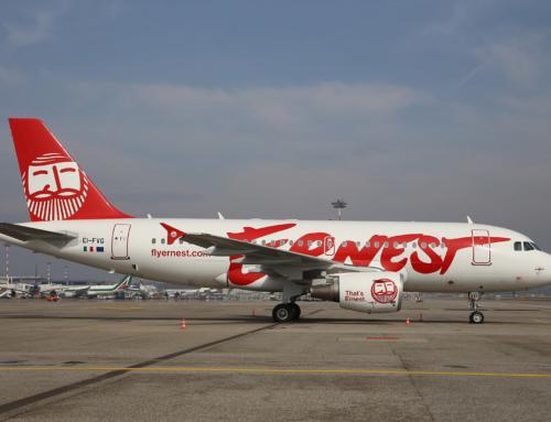 Ernest Airlines inaugura un nuovo collegamento da Milano Malpensa per Kiev
