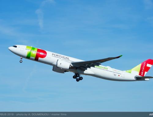Airbus consegna il primo A330-900 all'operatore di lancio  TAP AIR PORTUGAL