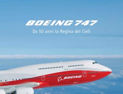 Presentazione nazionale del libro dedicato al Boeing 747