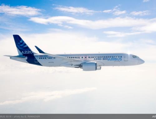 L'Airbus A220 ottiene l'approvazione da Transport Canada per operazioni ETOPS 180 minuti