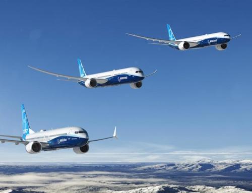 Boeing mette a segno un nuovo record di consegne di aerei