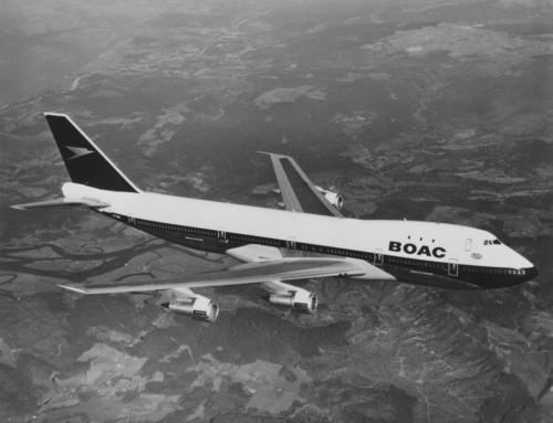 I 100 anni di British Airways celebrati anche con una livrea storica