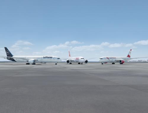 Lufthansa Group ordina 40 velivoli a lungo raggio Boeing 787-9 e Airbus A350-900