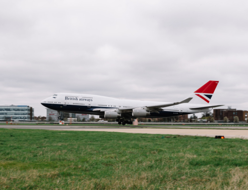 Ecco l'ultimo B747 in livrea storica di British Airways