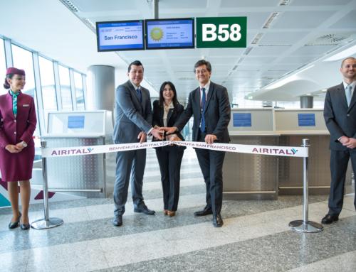 Air Italy inaugura il volo diretto Milano-San Francisco
