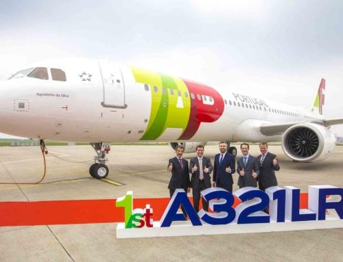 TAP Air Portugal prende in consegna il suo primo Airbus A321LR