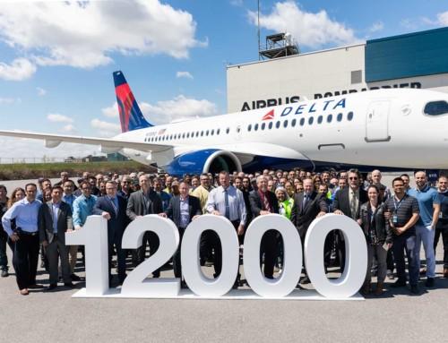 Airbus consegna il suo 12.000° aereo