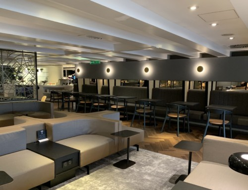 Star Alliance presenta la rinnovata lounge a Parigi CDG