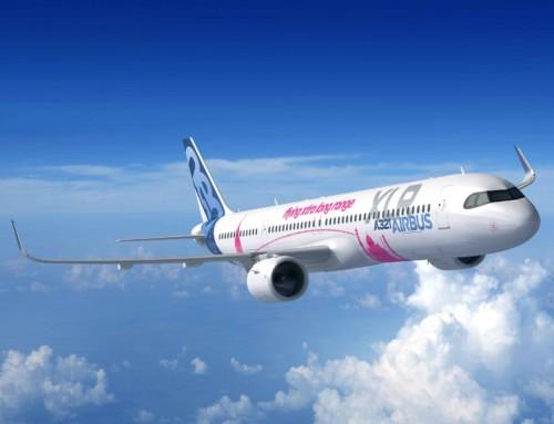 Airbus lancia l'A321XLR