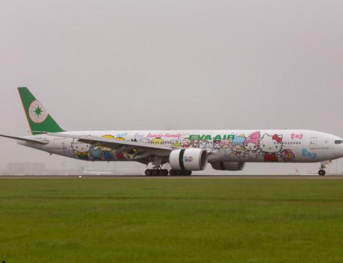 Aperte le prenotazioni per i voli EVA Air
